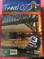 Greg Graingers's TRAVEL OZ - Australia's Newest TV Travel Program NEW SEALED DVD