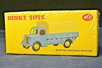 MINT BNIB Reproduction Dinky 413 Austin Covered Wagon by Atlas Editions