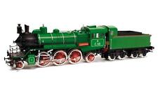 """Elegant, finely detailed model train kit by OcCre: the """"C-68 Locomotive"""""""