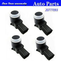 GooDeal 4pcs Reverse Backup Parking Bumper Park Assist Object Sensor 15239247 for GM