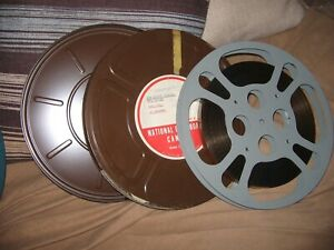 16MM Mighty Muskie colour 1953 National Film Board of Canada (NFB) Fishing