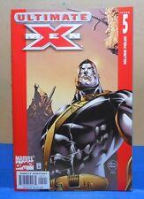 ULTIMATE X-MEN #5 of 100 2001-2009 Marvel Comics (Revised orgin and cast)