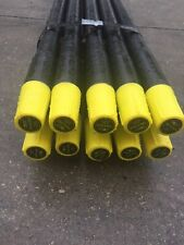 Hdd Drill Pipes For Vermeer 16x20 Brand New (Bundle 5 Rods) Fsi Compatible