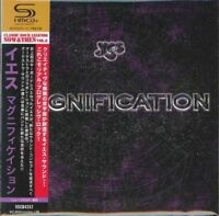 YES-MAGNIFICATION-JAPAN MINI LP SHM-CD G35