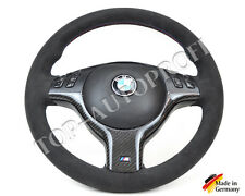 BMW E46 M3 E39 M5 M Lenkrad mit Alcantara neu beziehen Top-Autoprofi Hannover