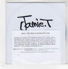 (FW664) Jamie T, Man's Machine - DJ CD