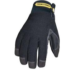 Youngstown Glove 03-3450-80-M Wasserfest Winter Plus Handschuh M, Schwarz