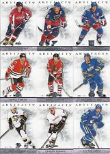 NHL Group/Lot 2012-2013 Upper Deck Artifacts 22 Hockey Cards Ovechkin Crosby
