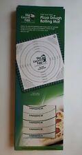 """Big Green Egg Pizza Dough Rolling Mat 20"""" x 20"""" (I)"""