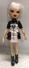 Jade J'Adore Bratzillaz Doll MGA Glam Gets Wicked Red Eyes ..