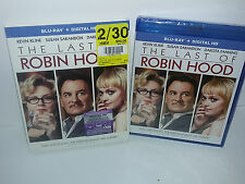 The Last Of Robin Hood (Blu-ray, Slipcover, Canadian, Region A) NEW - No Tax