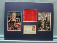 North Carolina State are 1983 NCAA Basketball Champs & First Day Cover