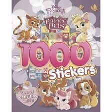 Disney Princess Palace Pets 1000 Stickers, New,  Book