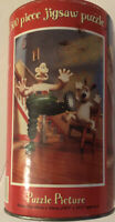 Vintage Wallace And Gromit 500 Piece Puzzle 1989 Ravensburger