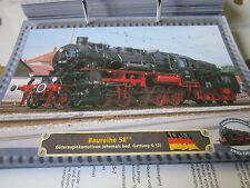 Lokarchiv Dampfloks 340 Baureihe 58.2-3 Gattung G 12 badische Staatsbahn