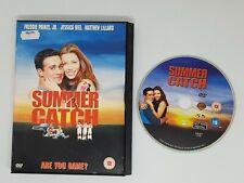 Summer Catch DVD 2001 Teen Baseball Movie w/ Freddie Prinze Jr in Snapper Case
