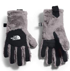 The North Face Girls Osito E-Tip Glove Ashen Purple (Past Season) Small-Large