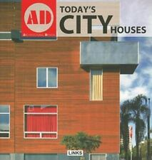 Today's City Houses (Architectural Design (Links))-ExLibrary