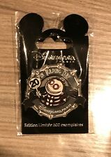Disney's Jack Skellington - Pin Trading Day Barrel 20th Anniversary 2012 LE Pin