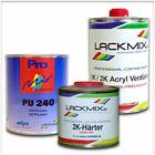 2,0 Liter 2K-Acryl-Autolack - 3er Set / VW - AUDI Farbcode wählbar / Glänzend