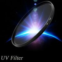 Sony Digital Durable High Quality Practical Camera 52mm 58mm UV Filter Lens