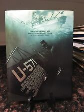 U-571 Matthew Mcconaughey Harvey Keitel: Movie Press Release Kit