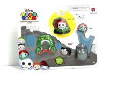 Disney Tsum Tsum Nightmare Before Christmas 6 Piece Gift Set Exclusive Figures