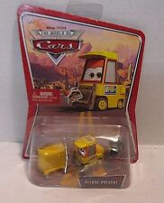 Disney PIXAR The World of Cars Spin Out Petrol Pulaski Tag #32  WOC#12