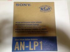 Genuine Sony AN-LP1 Portable Active World Band Radio Antenna From Japan F/S