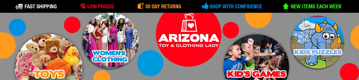 Arizona Toy & Clothing Lady