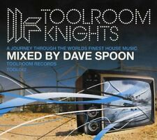 Toolroom Knights (Mixed By Dave Spoon) SEALED 2xCD Deadmau5 John Dahlback Dizzee