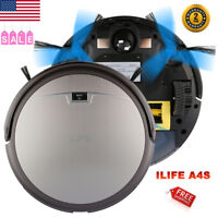 ILIFE A4S Smart Floor Vacuum Cleaner Robot Auto Sweeper Dust Cleaning Machine US