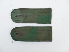 Wehrmacht Paar Splittertarn Schulterstücke Schulterklappen für Tarnjacke