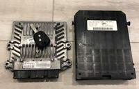 KIT DEMARRAGE PEUGEOT 307 BSI J03 A12120 9651196880 SID 803 5WS40029I-T