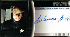 STAR TREK INSURRECTION AUTOGRAPH CARD A15 LEE ARNONE-BRIGGS