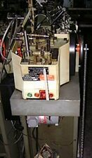 MGZ Model K1 Curb/Cable Type Chain Making Machine, Tooled Small Chain!