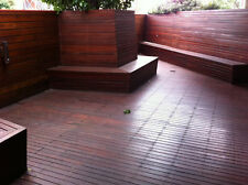 Merbau Decking 69x19 Dressed All Round 0.9m 1.2m 2.1m Picket Screen Fence Gate