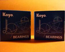 GSXR1000 Y - K9 00 - 09 KOYO FRONT WHEEL BEARINGS SUZUKI