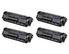 4PK New Toner For Canon 104 ImageClass MF4150 4270 4350 4370 4690 D420 D480 L90
