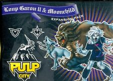 PULP CITY 1  BOITE LOUP GAROU 2 & MOONCHILD