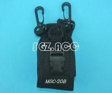 Radio Holder Pouch Case For Motorola GP338+,GP328+,HT750,HT1250,HT1550,GP344