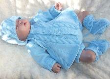 Tejer patrón Para Hacer * miércoles's Child * Juego De Cables Para Bebé O Muñeca Reborn