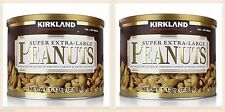 2x Kirkland Super Extra-Large Roasted & Salted Peanuts Total 5 LB -SALE SAVE NOW