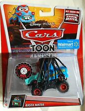 CARS - RASTA MATER Toon Mattel Disney Pixar Ed. WALMART