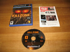 PS2 game - Killzone (complete PAL)