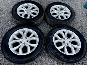 """Genuine 19"""" Land Rover Discovery Wheels And Tyres Fit 2004-2021"""