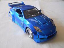Jada Dub City Nissan 350 Z Import Racer 1/24 Diecast