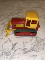 MATCHBOX LESNEY No 16 CASE TRACTOR; near mint condition; no box.