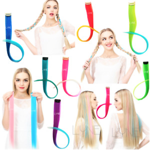"""20"""" Straight Ombre 2 Tone Clip - In Hair Extensions - NEW Colours Out NOW 24 Hrs"""