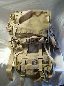 Original US Army Molle 2 Backpack Large Approx. 3212.3oz Military Combat Outdoor